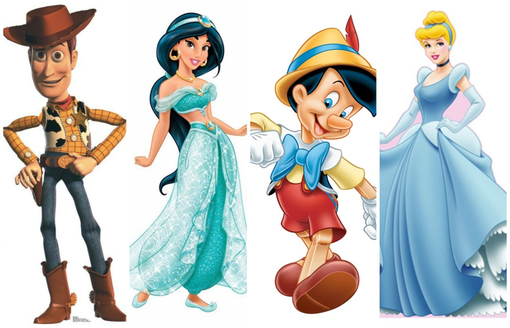 Disney Collage 01