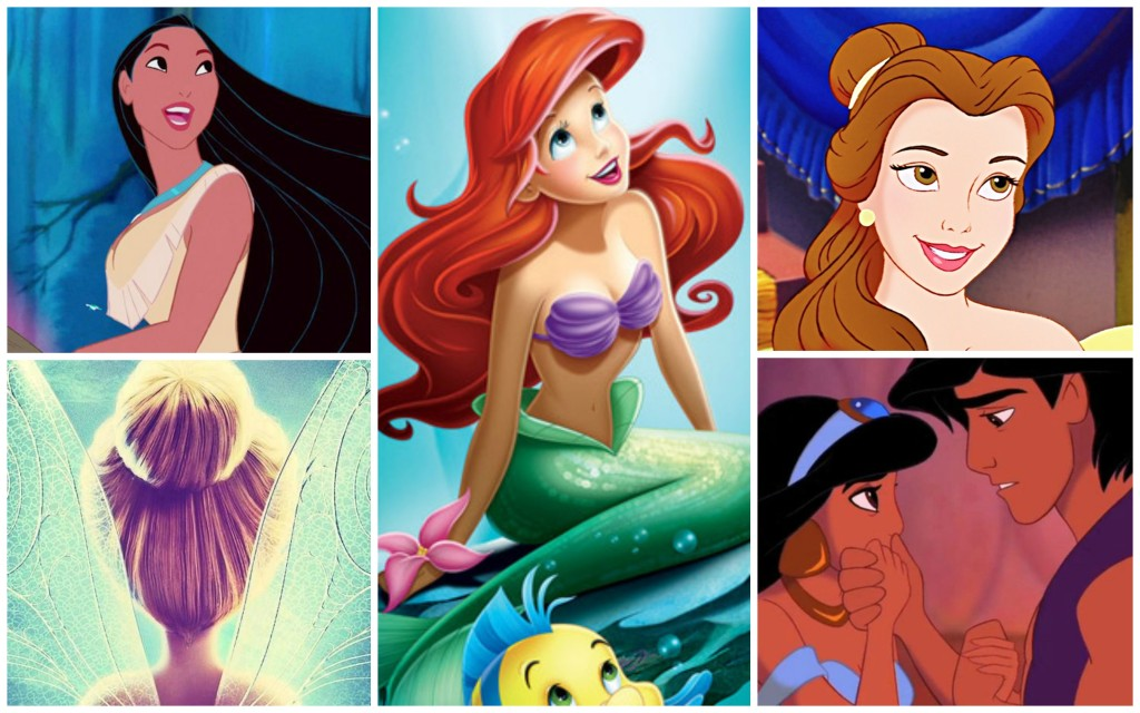 Disney Collage 04