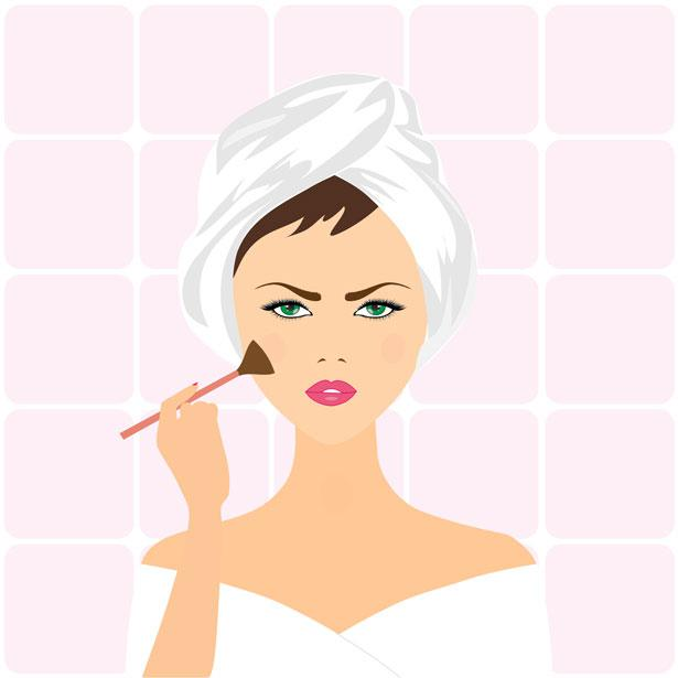 Five Ways to Make Sure Your Makeup Lasts All Day
